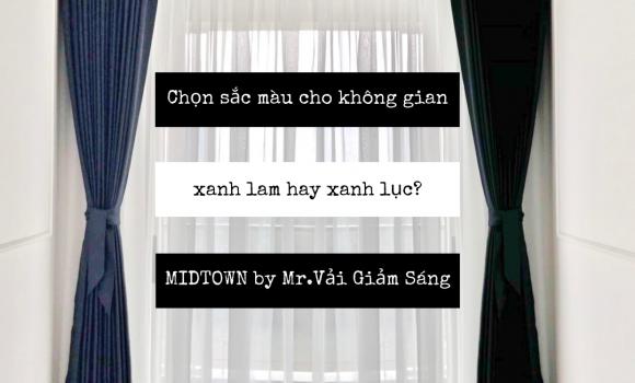 MIDTOWN BY MR.VẢI GIẢM SÁNG